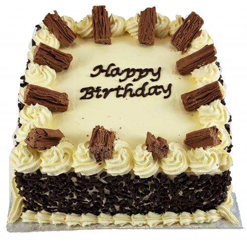 Buy Square Cake online Square birthday cakes Square Cakes